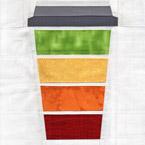 Coffee Tea Battery Quilt Pattern