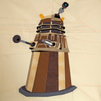 Dalek Doctor Who Quilt Pattern