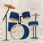10 Inch Drums Quilt Pattern