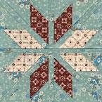 Fair Isle Star Quilt Pattern