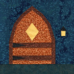 Magic Fairy Door Quilt Pattern