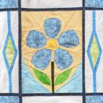Irish Flax Quilt Pattern