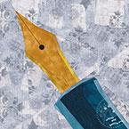 Fountain Pen Quilt Pattern