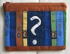 Get A Clue Nancy Drew Quilt Pattern