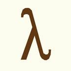 Greek Alphabet Quilt Pattern Lambda