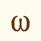 Greek Alphabet Quilt Pattern Upsilon