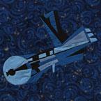 SS Madame de Pompadour Doctor Who Quilt Pattern