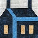 Schoolhouse  Quilt Pattern