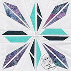 Nordic Star Quilt Pattern