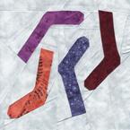 Socks Quilt Pattern