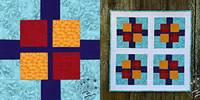 Nordic Quilt Pattern