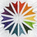 Starlight Converging Quilt Pattern