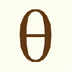 Greek Alphabet Quilt Pattern Theta