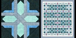 Nordic Quilt Pattern