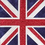 The Union Jack Quilt Pattern