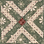 Vale Isle Star Quilt Pattern