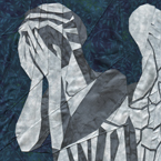 Weeping Angel Doctor Who Quilt Pattern