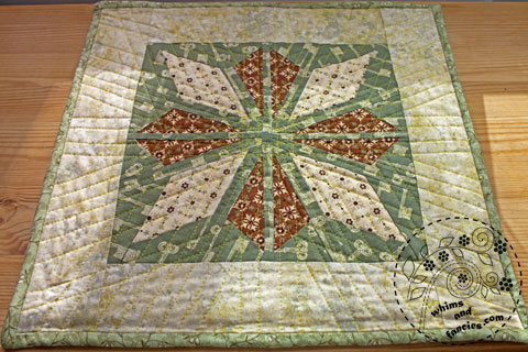 Star Quilt Pattern | Whims And Fancies