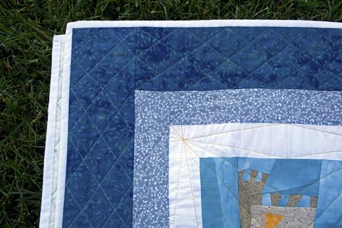 Castle Quilt Pattern