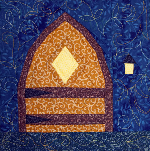 Fairy Door Quilt Pattern