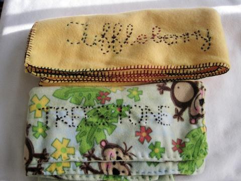 Taffy's Blankets