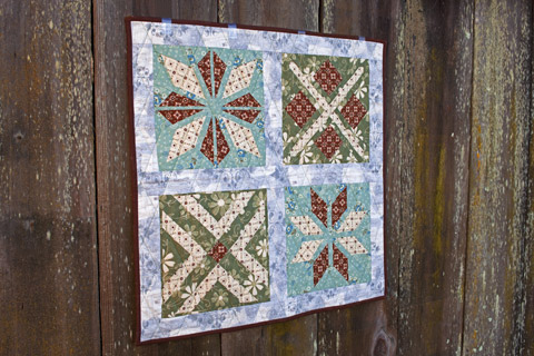 Star Quilt Patterns | Whims And Fancies