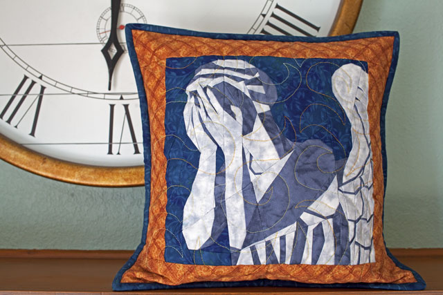 Doctor Who Weeping Angel Sewing Pattern | Whims And Fancies