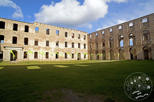 Borgholm Castle Sweden | Whims And Fancies