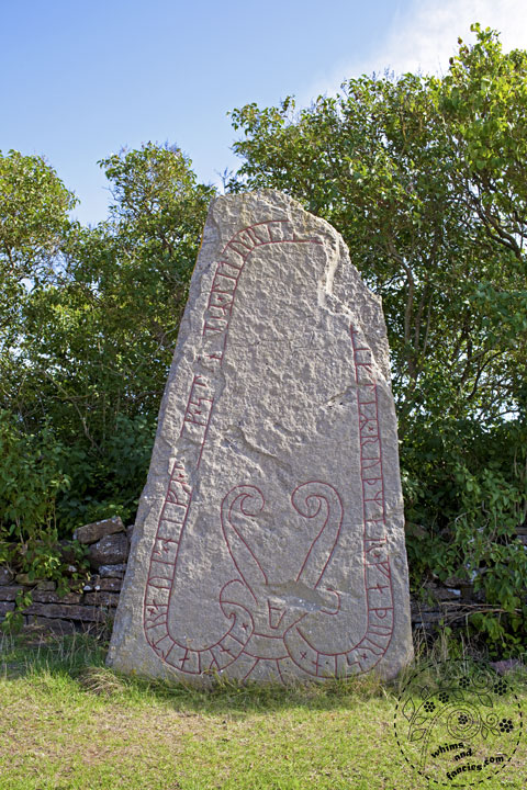Kalmar Runestone Sweden | Whims And Fancies