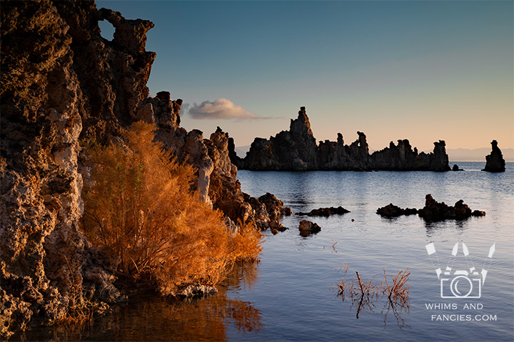 Wandering Camera - Mono Lake Sunrise | Whims And Fancies
