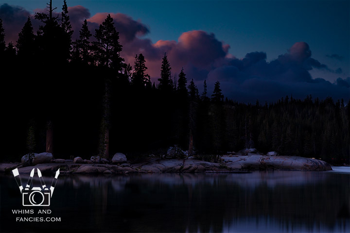 High Sierra Sunset | Whims And Fancies