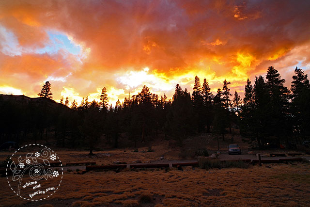 Yosemite Clearning Storm | Whims And Fancies