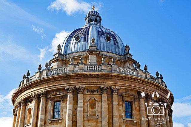 Radcliffe Camera Oxford England @ InkTorrents.com by Soma Acharya