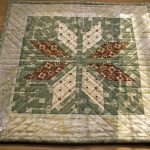 Fair Isle Star Pillow And Drawing Cards