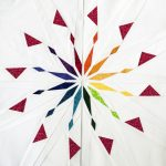 Geese Around The Sun – Wall Hanging
