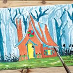 Fairy Tale Gingerbread House And Simple365