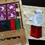 Lego Harry Potter Quilt Along – Chapter 1