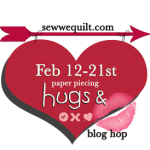 Hugs And Kisses Blog Hop