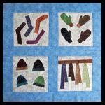 Mini Quilt – Winter Accessories Quilt Pattern