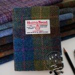 Tweed Journal Cover