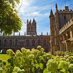 Wandering Camera – Magdalen College, Oxford