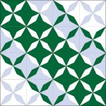 Weekend Doodle – Morning Star Pattern