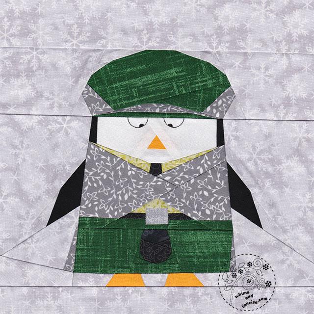 Scottish Penguin Glen Whims And Fancies