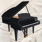 Piano Sonata – Quilt Pattern