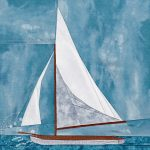 Summer Sailboat