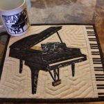 A Piano Story And A Free Pattern