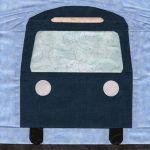Ride The Bus – Quilt Pattern