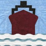 Board A Ship – Quilt Pattern