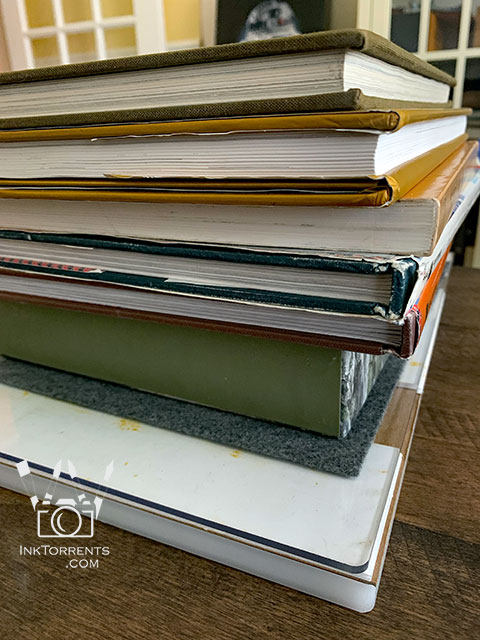 Fabric lino block printing @ inktorrents.com by Soma