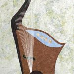 Vulcan Harp Pattern And Nested Paper Piecing